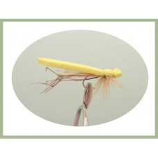 Flat Foam Yellow Daddy Long Legs