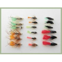 18 Goldhead Colourful Trout Catchers