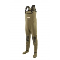 Snowbee 4mm Neoprene Stocking foot Chest Waders