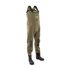 Snowbee 4mm Neoprene Cleated Sole Chest Waders