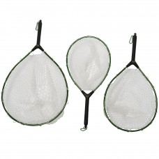 Snowbee Rubber Mesh Hand Trout Nets