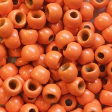 Turrall Hothead Beads - FL Orange - Medium