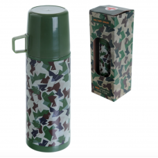 Thermos Flask 350ml - Camouflage
