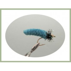 Mop Fly - Blue, Goldhead Fritz