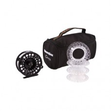 Snowbee Onyx Cassette Fly Reel #5/7 +3 Cassette Spools + Reel/s and Case