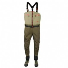 Airflo Airweld Zip Breathable Stocking Foot Chest Waders