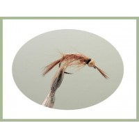 Barbless Goldhead Shrimp Fly