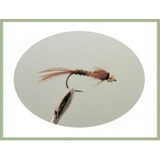 Barbless Goldhead Pheasant Tail