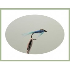 Barbless Teal Blue Damsel