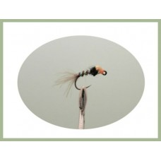 Barbless Brown Pearl Jig