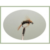 Barbless Peacock Jig