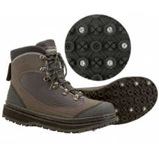 XS-tra Grip Rubber Sole Boots with Studs