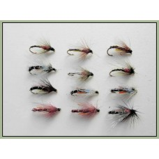 12 Emerger, All Mixed Colours