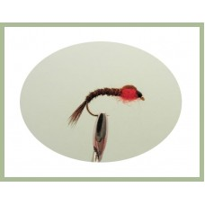 Coves Pheasant tail Nymph - Red