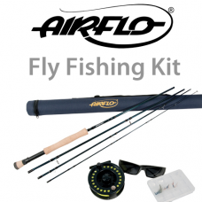Airflo Fly Kit 8ft 6in 4/5