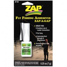 Zap-A-Gap Fly Fishing Adhesive