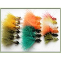 18 Bead head Lures