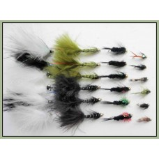 24 Mixed Lure & Nymph