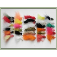 30 Mixed lures - - Dancers, Coneheads, Nomads, GH Zonkers, Boobys
