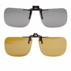 Polarized Clip On Lens - Sunglasses USA 3