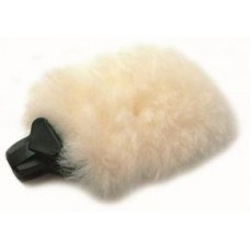 Clip on Fly Patch - Lambs Wool