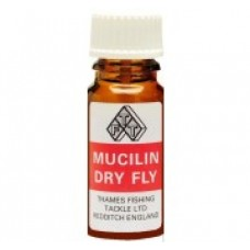Mucilin Dry Fly (Red Bottle)