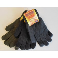 Mens Thermal Gloves, choice of colours