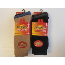 Mens Thermal Socks, choice of colours