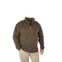 Snowbee ¼ Zip Country Sweater - 2 colours available