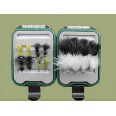 Lanyard Box - 16 Mini Cats Whiskers and Flash Damsel