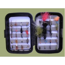 40 Budget Boxed Flies