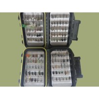 120 Trout Flies- Early Season Boxed Set