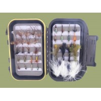 Autumn Collection - 40 Flies Boxed
