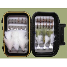 36 Cool Weather Reservoir Flies Boxed Set