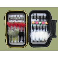 40 Spring/Summer Still Water Flies Boxed Set
