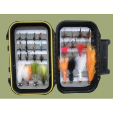 32 Reservoir Flies Boxed Set - Good All Year