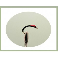 Black Red Cheek Flexi Buzzer
