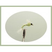 Lime Poly Ribbed Buzzer