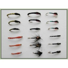 18 Mixed Buzzer, 6 Varieties,Tiger,Blakestone, Blushing Etc
