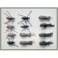 12 Beetles, Standard & Gum Beetles