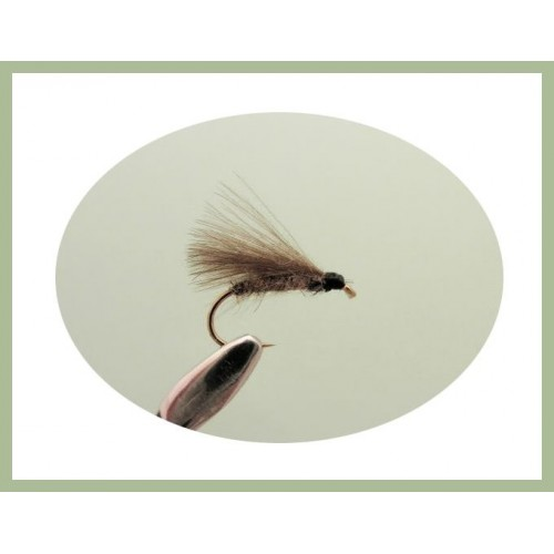 6 Special Hares Ear Shipmans Buzzer Trout Flies Choice of Size Fly Fishing Flies