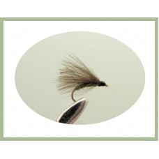 Barbless Olive CDC F Fly