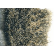 Hares Fur Natural Patch
