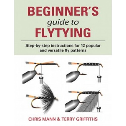 Fly tying starter book book for making fishing flies for Beginners guide to fishing