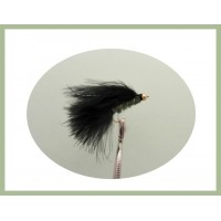 Goldhead Black and Olive Cats Whiskers
