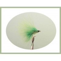 Mini Cats Whiskers - All Lime Chenille
