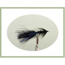 Flash Damsel - Black/Blue