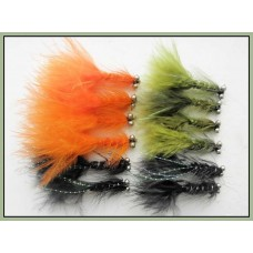12 Dog Nobbler - Olive, Orange ,Black