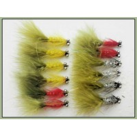12 Humungous - Olive Tails