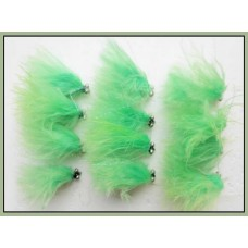 12 Mini Cats Whiskers - Lime